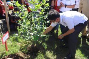 Walikota Manado dan Wakil Walikota Terlibat Aksi Selamatkan Bumi