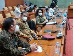 Rapat Dengar Pendapat Dengan Panja Komisi X DPR-RI, Rektor Sampaikan Aspirasi Unima