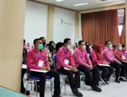 Ujian Dinas dan Penyesuaian Ijazah di Lingkup Pemkab Bolmong Digelar