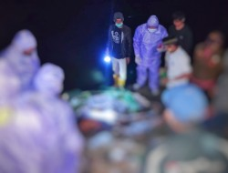 Ini Identitas Mayat Laki-laki yang Ditemukan di Pinggiran Sungai Ongkag Desa Totabuan