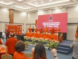 Dibuka oleh Ketua DPD Sulut Rakercab DPC PDI Perjuangan Kota Bitung Sukses Digelar