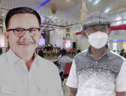 Presiden Lima Perisai dan Walikota Bitung Saling Puji