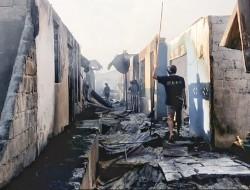Ini Yang Dibutuhkan Warga Pasca Bencana Kebakaran Kota Bitung