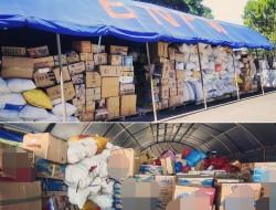 UPDATE! Daftar Kebutuhan Penyintas Bencana Kebakaran Kota Bitung
