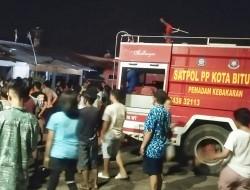 Breaking News: Warga Kompleks Pasar Tua Panik Adanya Kebakaran Susulan