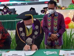 Fokus Pengembangan Ekonomi, Pemkab Bolmong dan Unsrat Jalin Kerjasama