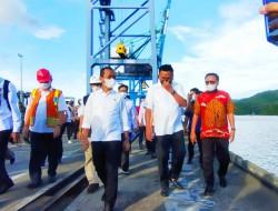 Kunker Menteri Investasi / BKPM RI, Sampaikan KEK Kota Bitung Sudah Siap di Realiasi
