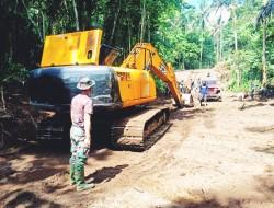 Perintisan Jalan Pertanian Program TMMD ke-111 Progres Tiap Harinya Terus Meningkat
