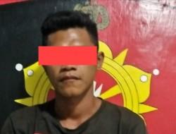 Preman SPBU Mandiri Berhasil Diamankan Tim Resmob Polres Bitung