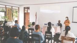 Kolaborasi Program TMMD ke-111 Bersama Dinas Pertanian Pemkot Bitung Lakukan Penyuluhan Kepada Warga