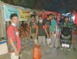 Peduli Korban Bencana Kebakaran DPD Partai Ummat Kota Bitung Salurkan Bantuan