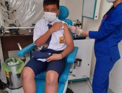 Vaksinasi Anak Jadi Target Lanud Sam Ratulangi