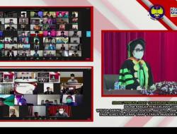 Unima Mewisuda 923 Wisudawan, Rektor: Jaga dan Pelihara Nama Baik Almamater
