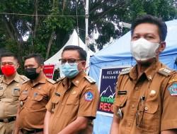 PPKM Wajib Diberlakukan Bagi Kelurahan Yang Masuk Zona Merah COVID-19