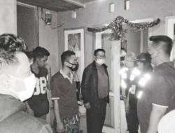 Bersama Tim Gabungan Polsek Matuari Gelar Operasi Yustisi