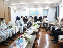 Dirut PT Jasa Raharja Berkunjung dan Silaturahmi ke Mapolda Sulut