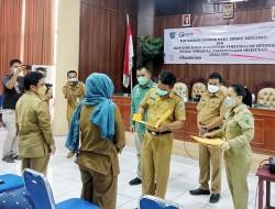 Sekda Launching Sistem 'Kedai Kopi' Inovasi Inspektorat Bolmong