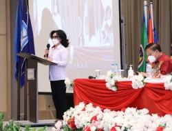 Sukses Digelar, Prof Dei Tutup Pelaksanaan Rakerpim 2021