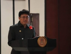 Hadiri Rapat Paripurna, Walikota: Lewat APBD-P Wujudkan Manado Maju Sejahtera