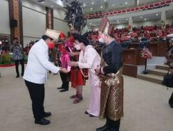 Pemerintah SITARO Terima Penghargaan, Masyarakat Ikut Bangga