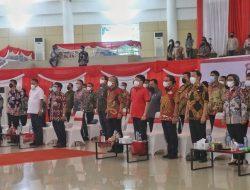 Yasti Hadiri Pengukuhan TPAKD Kabupaten dan Kota se-Provinsi Sulut