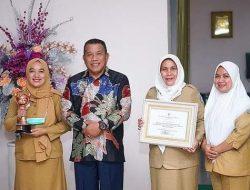 Bolmut Terima Piagam Penghargaan Anugerah Parahita Ekapraya Tahun 2020 Kategori Pertama