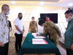 Pemkot Manado Bersama Kementrian PUPR dan PT SMF Sepakat Tangani Pemukiman Kumuh