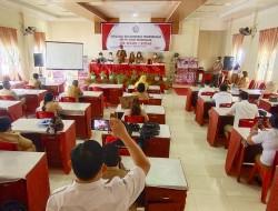 SMK N 2 Bitung Gelar Sosialisasi dan Koordinasi Pengembangan Sekolah PK