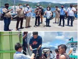 LSM Waraney Puser Intana Bitung Nyatakan Dukungan Pemberantasan Barang Ilegal Bersama TNI/Polri