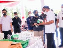 Dukung Program 1000 HPK dan Stunting di Kota Bitung Archi Indonesia Salurkan Sejumlah Alat Kesehatan serta Beras Fortifikasi
