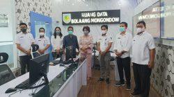 Kunker ke Diskominfo Bolmong, DPRD Mitra Tukar Pendapat Soal Perangkat dan Program IT